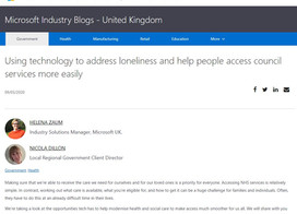 Discover how AI can address loneliness and help people access council services more easily