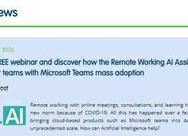 What is the Remote Working AI Assistant and how can it help your team with Remote Working?