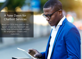 A New Dawn for Chatbot Services
