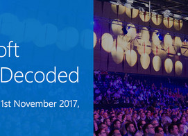 OVER 1200 ATTENDEES EXCITED BY MICROSOFT AI AT FUTURE DECODED