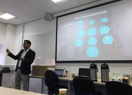 ICS.AI and Microsoft discuss AI and ethical challenges in the HE sector hosted by Durham University