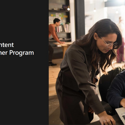 ICS.AI become Charter Members of the Microsoft 365 Content Services Program featuring Project Cortex