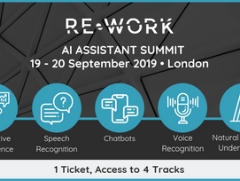 ICS.AI are excited to announce we will be attending the AI Assistant Summit on September 19th-20th!