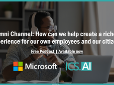 New Podcast with Microsoft explores the benefits of AI Omni Channel technology