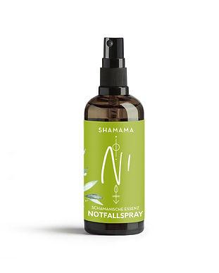 Shamama Energiespray Notfallspray