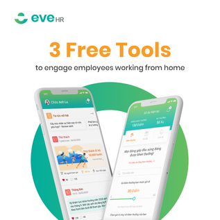 3 Free Tools to Engage Employees working from home