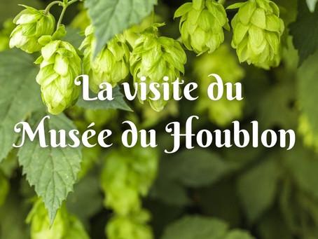 Visite du Musée du Houblon