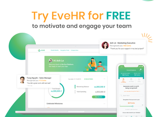 EveHR offers 2 months Free trial