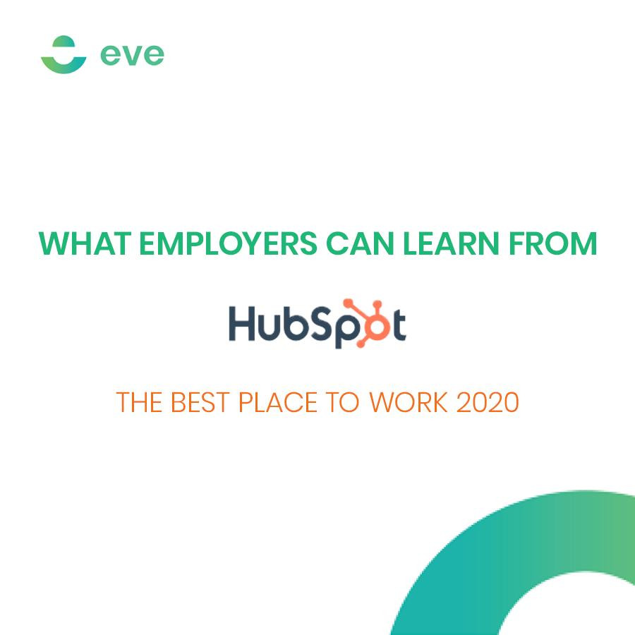 What Employers can learn from Hubspot?