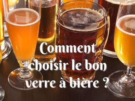 Dégustation : comment choisir le bon verre à bière ?