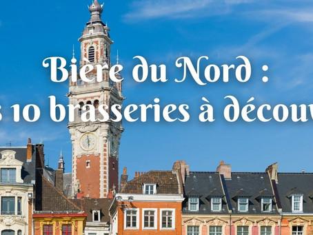 Bière du Nord : 10 brasseries artisanales à découvrir au plus vite !