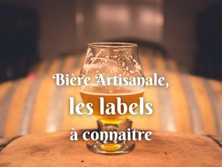 Bière Artisanale : les différents labels à connaitre
