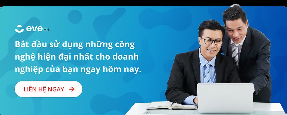 EeveHR Nền tảng phúc lợi và khen thưởng nhân viên tốt nhất Việt Nam