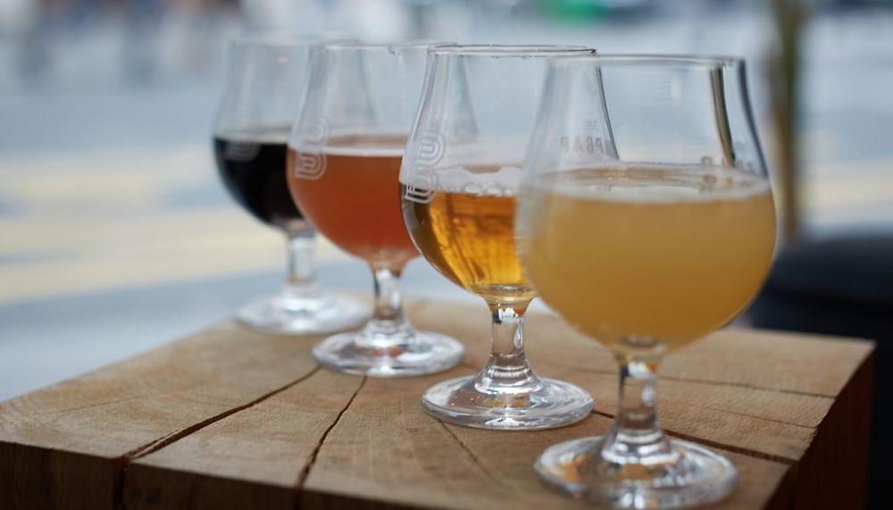 Dégustation bière artisanale Paris