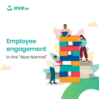 """Employee engagement in the """"New Normal"""""""