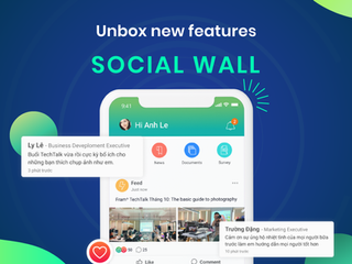 [11.11] UNBOX THE SECOND EVESTERY - SOCIAL WALL