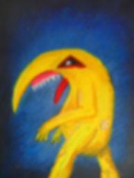 Oil pastel, 2013
