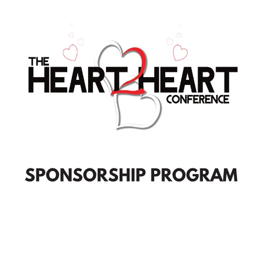 Sponsorship Program-Heart 2 Heart Conference