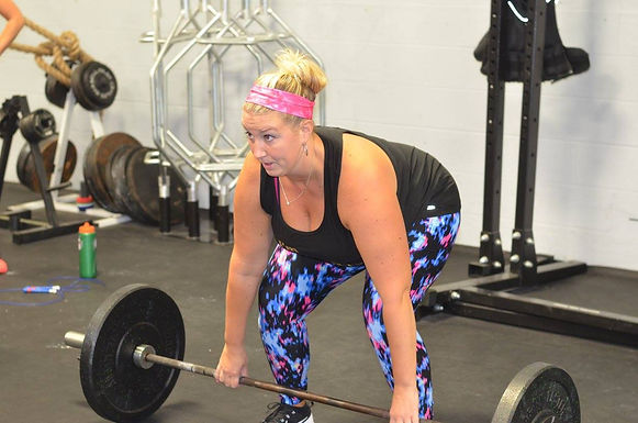 Friday CrossFit South Jersey