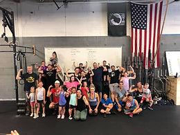 Kids Fitness Camp July 2019