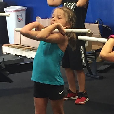 Kids Fitness at CrossFit HideOut