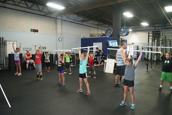 Kids Fitness Camp Coming this Summer