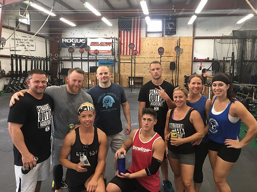 CrossFit Mickleton