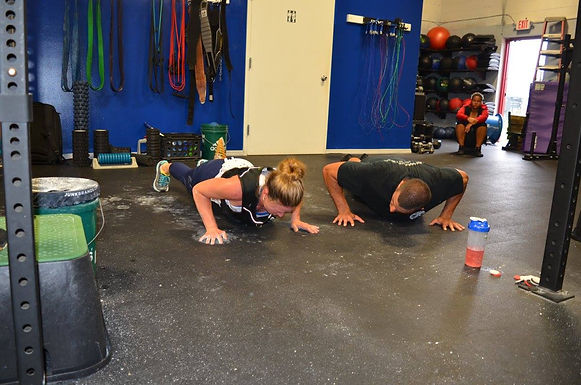Strength and Conditioning South Jersey