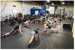 Spring into Fitness Week @ CFH