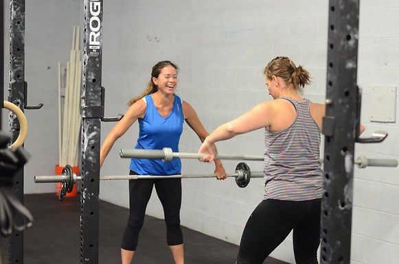 Yoga at CrossFit HideOut