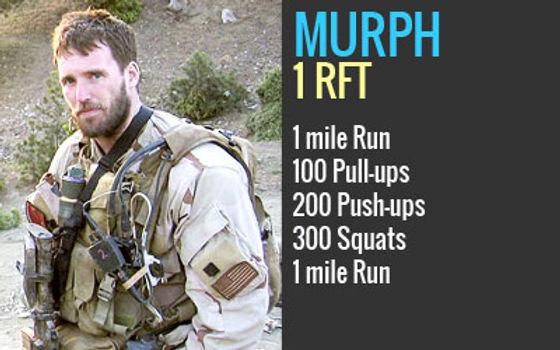 Murph Monday!
