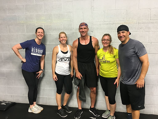 Wednesday CrosFit South Jersey