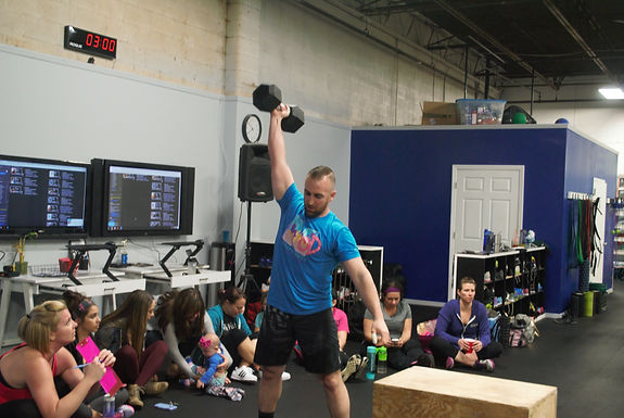CrossFit HideOut Open 2018