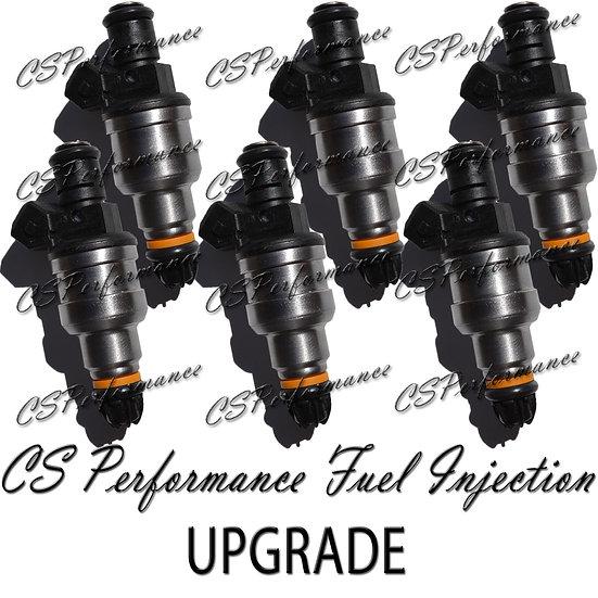 #1 OEM Bosch UPGRADE Fuel Injectors (6) set for 94-97 Chrysler Dodge Eagle 3.3