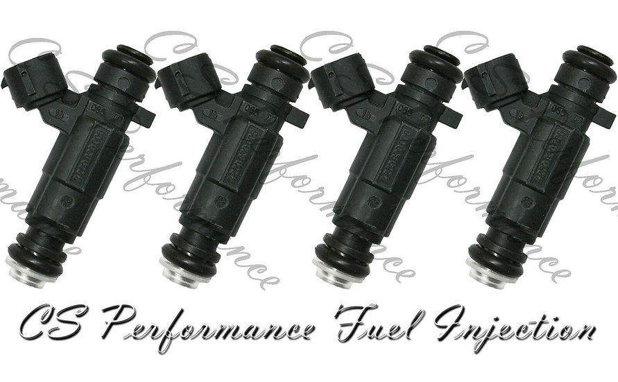 Fuel Injectors Set for Hyundai (4) 35310-22600 Rebuilt & Flow Matched in the USA
