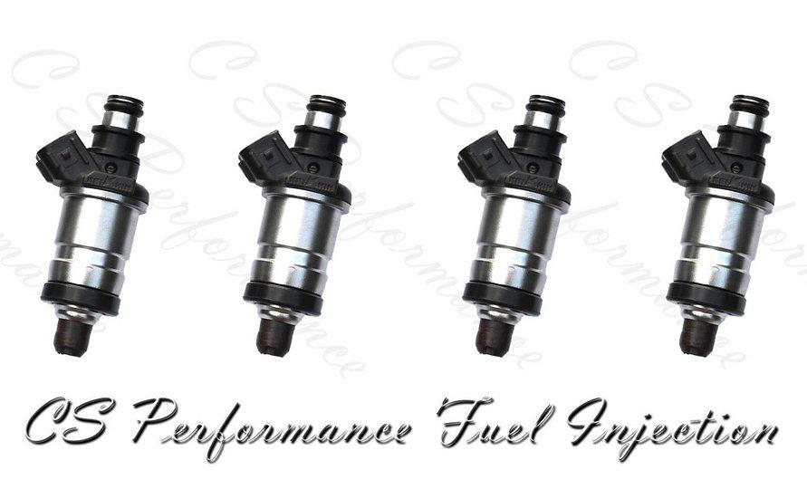 OEM Fuel Injectors (4) Set for 1996-2001 Honda Acura Integra 1.8 I4 97 98 99 0