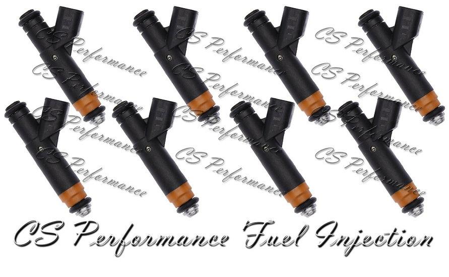 OEM Fuel Injectors Set (8) 1L2E-D4A for 2002-2004 Ford Mercury 4.6L V8