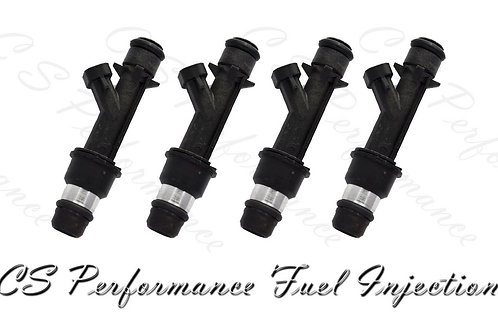 OEM Delphi Fuel Injectors Set (4) 25319306 for 2000-2002 Chevy Pontiac 2.2 I4