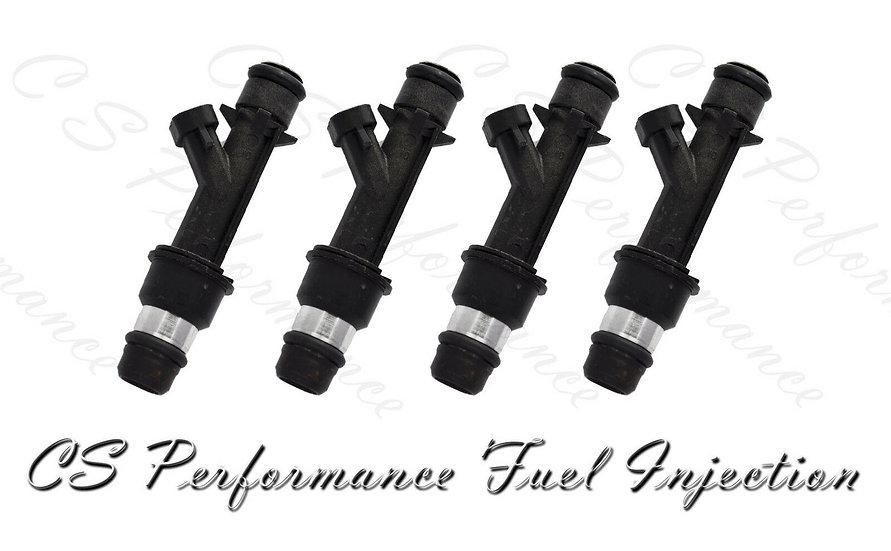 OEM Delphi Fuel Injectors Set (4) 25319306 for 2000-2002 Chevy Pontiac 2.2 I4