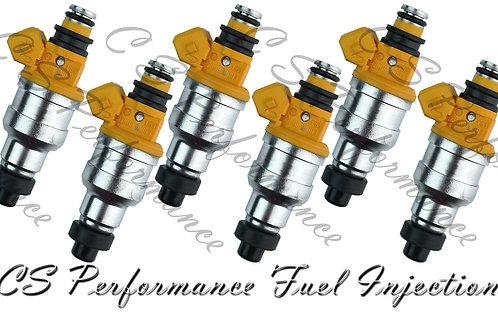 OEM Fuel Injectors Set (6) 35310-24010 for 93-95 Mitsubishi Diamante 3.0L V6 ES