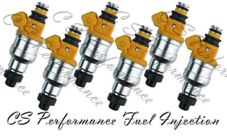 OEM Fuel Injectors Set (6) 35310-24010 for 93-95 Mitsubishi Diamante 3.0L V6 ES