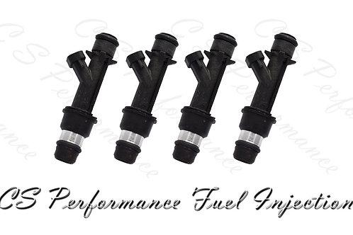 OEM Delphi Fuel Injectors Set (4) 25178967 for 2001-2002 Saturn 1.9 I4 01 02