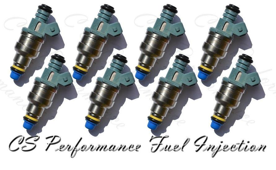 Fuel Injectors (8) Set F2LE-B2A for 1993-1995 Lincoln Mark VIII 4.6 V8 93 94 95