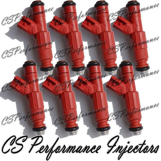 OEM Bosch Fuel Injectors Set (8) 0280155934 for 2000-2003 Dodge 5.9L V8