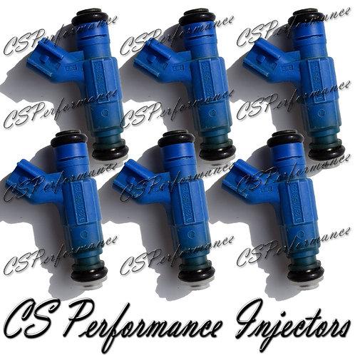 OEM Bosch Fuel Injectors Set (6) 0280156135 for 04 Chrysler Pacifica 3.5L V6