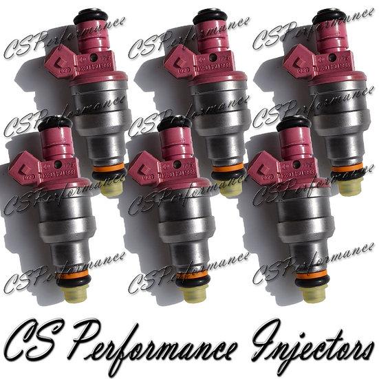 OEM Bosch Fuel Injectors Set (6) 0280150998 for 1997-1999 Dodge 3.9L V6