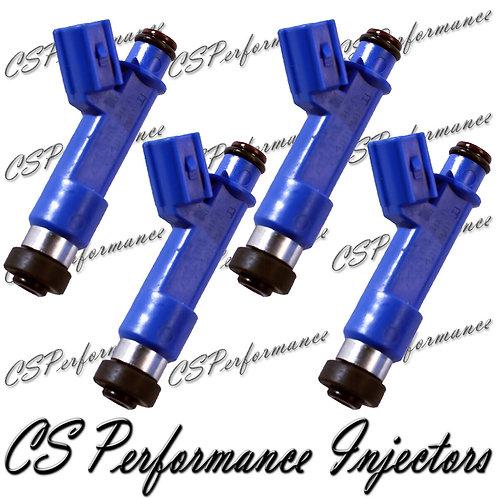 OEM Denso Fuel Injectors Set (4) 23250-22080 for 2004-2008 Toyota Pontiac 1.8 I4