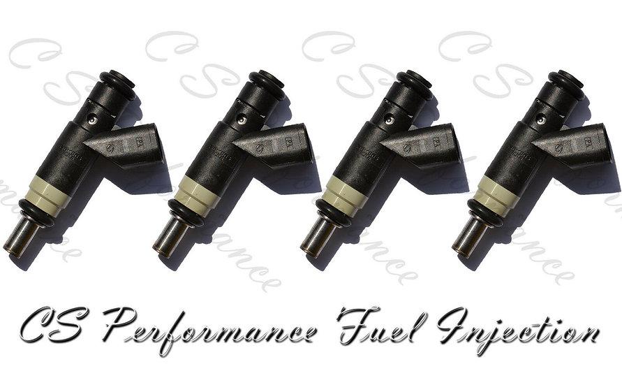 OEM Siemens Fuel Injectors Set (4) 04891577AB for 2007-2019 Jeep Dodge 2.0L 2.4L