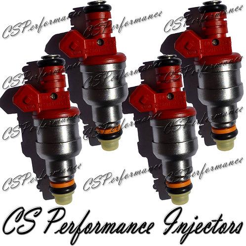 OEM Bosch Fuel Injectors 0280150431 for Saab 2.0 2.3 Turbo 1994-2001