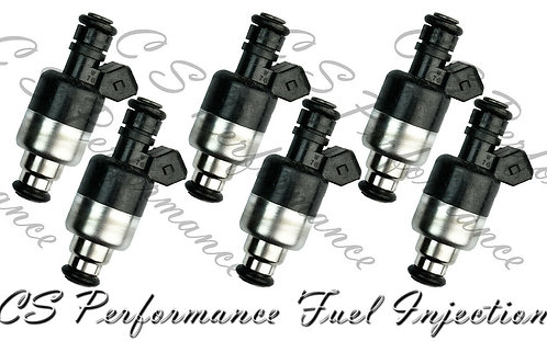OEM Rochester Fuel Injectors Set (6) 17109826 for 1989-1997 Buick Chevy 3.1 3.4